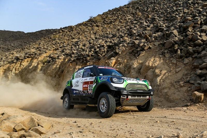 Dakar Rally: Alonso 11th, Mini driver Zala in surprise early lead
