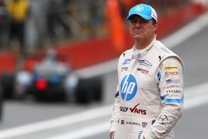 Le Mans winner Blundell announces retirement after tricky BTCC year
