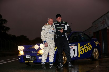 Olympian Hoy could make rally debut at McRae Challenge event