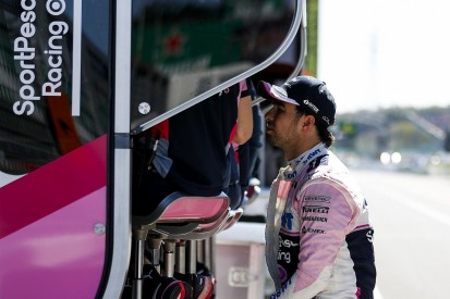 Perez: TV directors not doing a great job showing Formula 1 midfield action