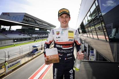 German F4 champion Pourchaire joins ART Grand Prix in FIA F3