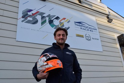 Thompson joins Trade Price Cars Racing for '20 BTCC campaign