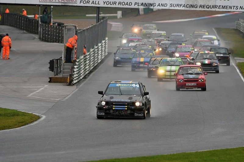 Hicklin, Birley win as Mallory Park hosts final UK races of decade
