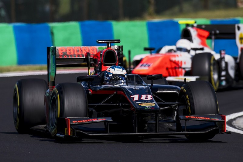 F2 champion Nyck de Vries almost quit single-seaters in 2017