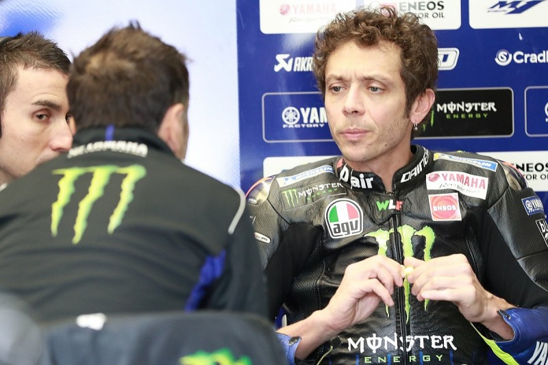 """Rossi: """"We must be stronger"""" to renew Yamaha MotoGP contract"""