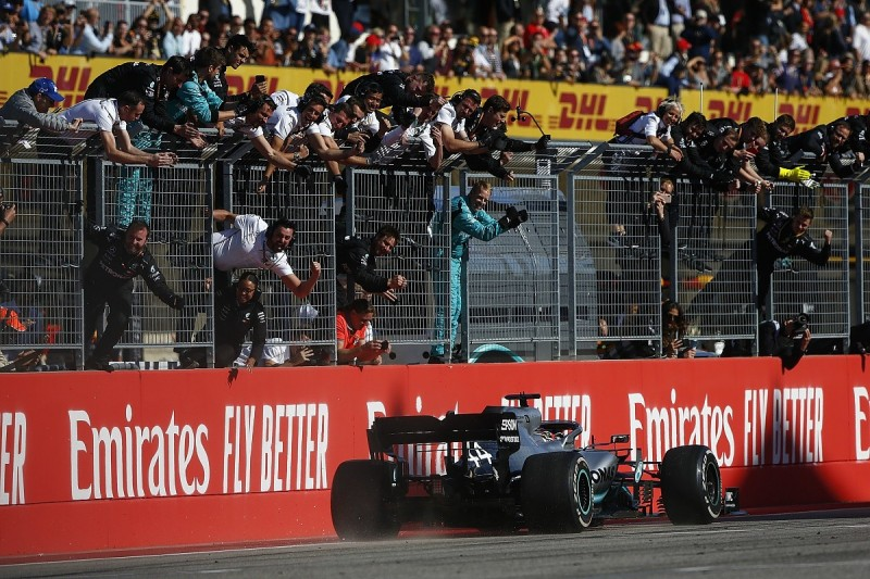 """Mercedes' F1 records don't give it """"any credit"""" for future tests"""