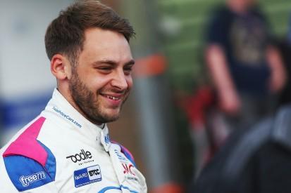 Jake Hill joins race-winning Honda Civic BTCC squad AmD Tuning