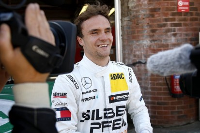 Lucas Auer returns to DTM with BMW following Red Bull split