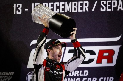 "Guerrieri felt ""flawless"" despite losing WTCR title to Michelisz"