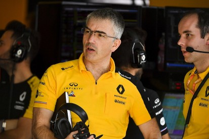 Nick Chester linked to senior Williams Formula 1 technical role