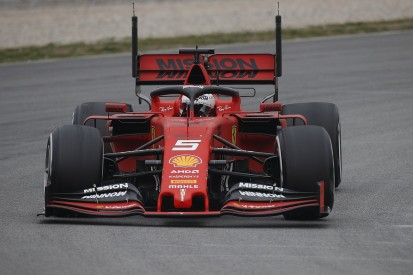 Ferrari thought it was 0.5s faster than F1 rivals after first test