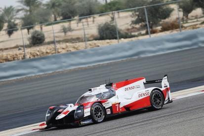 Super GT champion Yamashita tops Bahrain WEC rookie test for Toyota