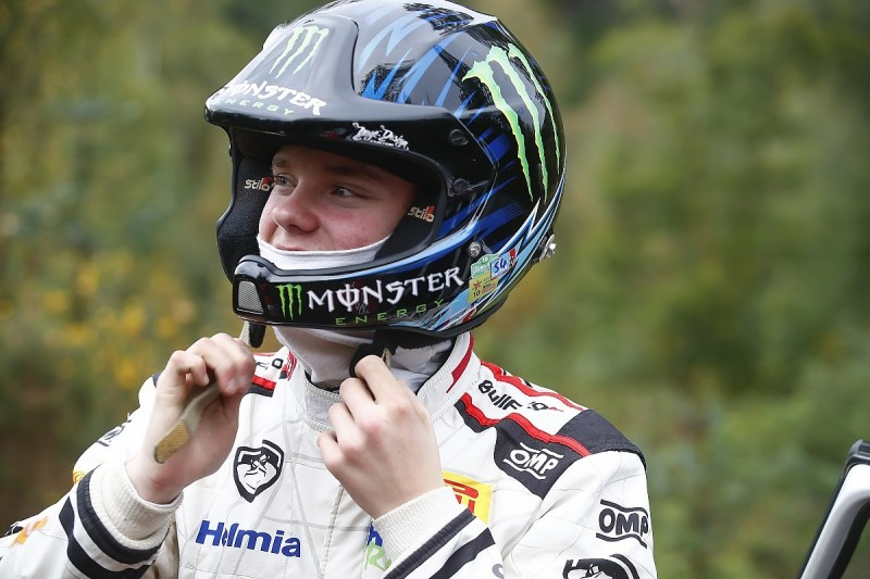 No works Skoda team in WRC next year, team could sign Oliver Solberg