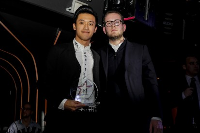 Zhou wins new Anthoine Hubert F2 rookie of the year award
