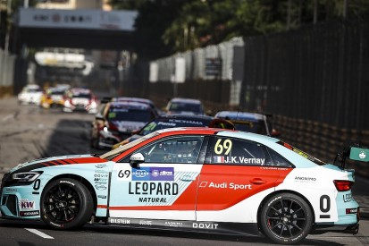 WRT Audi to withdraw from WTCR grid after Malaysia season finale