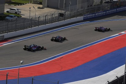 Russian F1 GP confident it's safe from country's four-year WADA ban