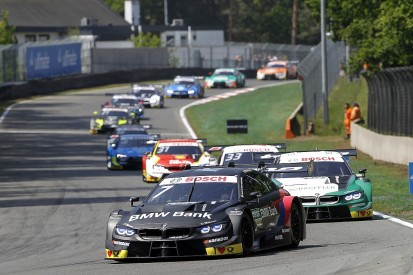 DTM reviewing Zolder opener date clash with Spa WEC