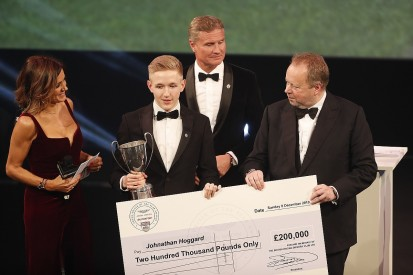 Hoggard wins Aston Martin Autosport BRDC Young Driver of the Year
