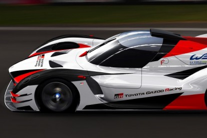 """Toyota operating on """"risky"""" design schedule for WEC hypercar"""