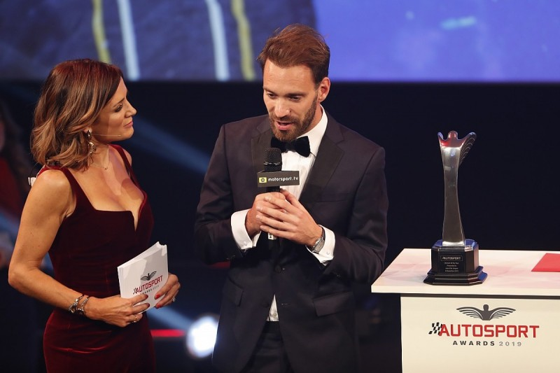 FE champion Vergne first recipient of Moment of the Year Award
