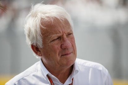 Late F1 race director Whiting's life recognised by John Bolster Award