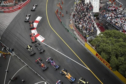 Monaco GP presented with Gregor Grant Award