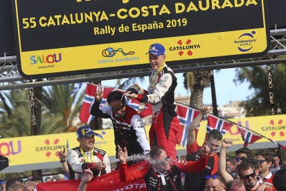 WRC champion Tanak crowned Autosport Rally Driver of the Year