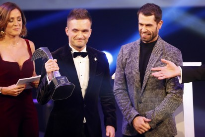 BTCC title winner Turkington seals National Driver of the Year