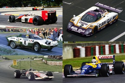Five revolutionary cars chosen to appear at the Autosport show