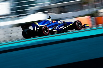 Mazepin fastest as Abu Dhabi Formula 2 testing concludes