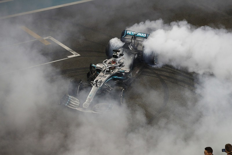 Mercedes to pay highest ever F1 entry fee in 2020 after record 2019