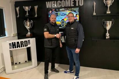 Carl Boardley gets WSR-built BMW for BTCC 2020 with Team Hard