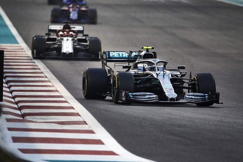 Leading F1 drivers: Abu Dhabi GP proved why DRS is needed
