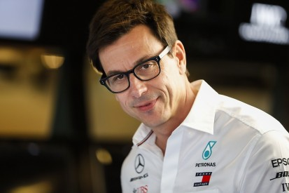 "Wolff doesn't need ""reinvention"" in job away from Mercedes F1 team"