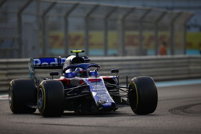 """Gasly """"disgusted"""" by Stroll F1 clash that ruined his Abu Dhabi GP"""