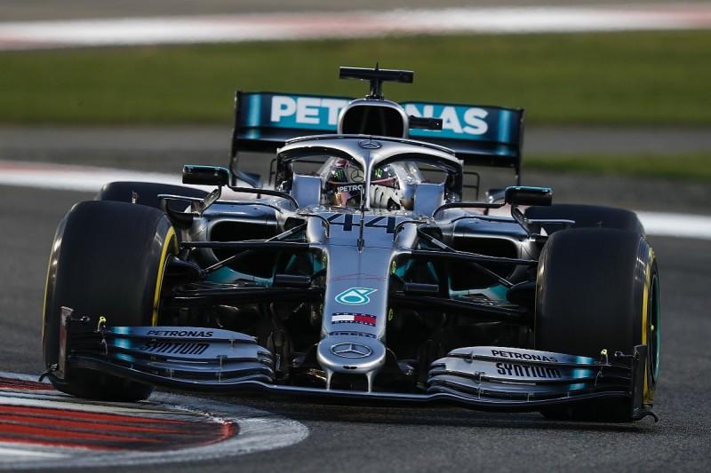 Hamilton dominates F1 Abu Dhabi GP, Verstappen beats Leclerc to P2