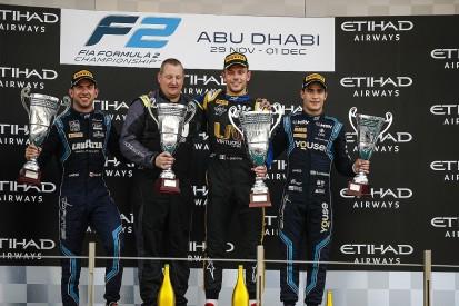 Formula 2 Yas Marina: Ghiotto takes convincing win in season finale