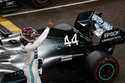Abu Dhabi GP qualifying: F1 world champion Hamilton seals pole