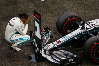 Lewis Hamilton: Formula 1 pole drought felt longer than nine races