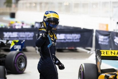 Abu Dhabi F2: Sette Camara on pole, yellow flag ruins late runs