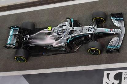 Mercedes' Bottas takes second new F1 engine of Abu Dhabi GP weekend