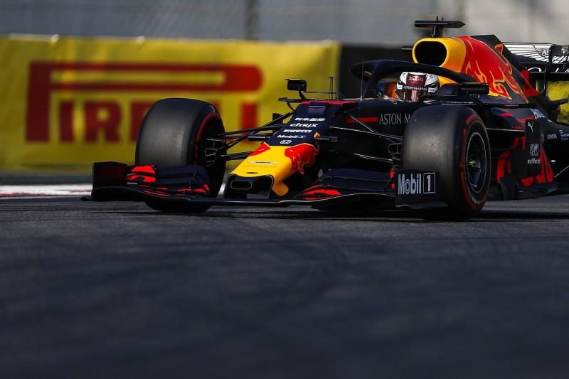 Abu Dhabi Grand Prix practice: Verstappen edges Mercedes F1 duo