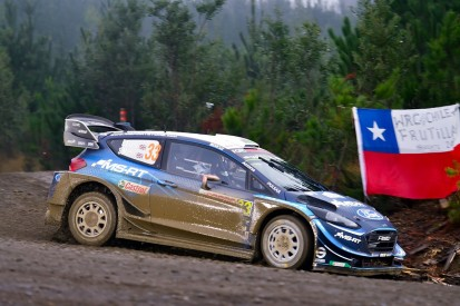 WRC's 2020 Rally Chile cancelled due to political and social unrest
