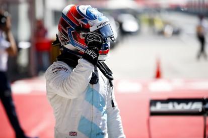 Austria F3: Hughes wins after Prema drivers collide on last lap