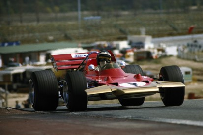 F1 Lotus 72 to be celebrated at 78th Goodwood Members' Meeting
