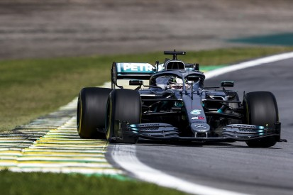 """Lewis Hamilton does not regret """"experimenting"""" with Brazil strategy"""