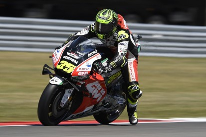 MotoGP Assen: Crutchlow worried to be so far behind Quartararo
