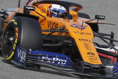 McLaren's BAT branding to increase significantly for 2020 F1 season