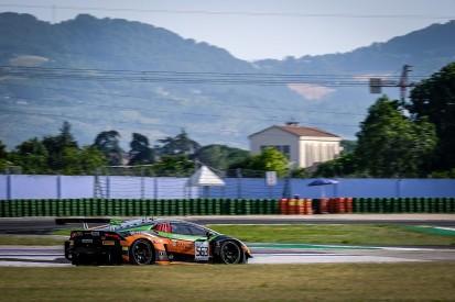 Caldarelli/Mapelli beat Marciello/Abril in Blancpain Misano race
