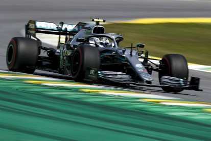 Bottas will take grid drop for new Mercedes power unit in Abu Dhabi
